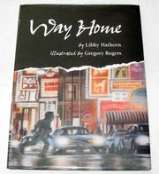 Book Cover for WAY HOME