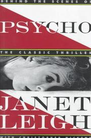 PSYCHO by Janet Leigh