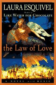 Book Cover for THE LAW OF LOVE