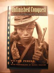 UNFINISHED CONQUEST by Victor Perera