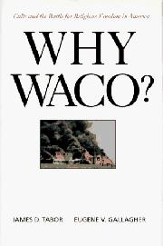 Cover art for WHY WACO?