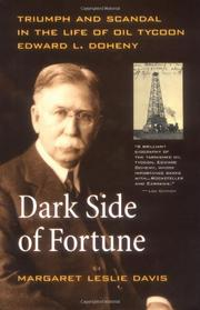 DARK SIDE OF FORTUNE by Margaret Leslie Davis