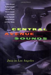 CENTRAL AVENUE SOUNDS by Clora Bryant