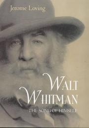 WALT WHITMAN by Jerome Loving