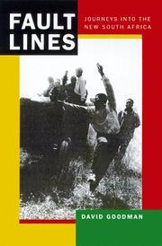 FAULT LINES by David Goodman