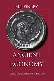 THE ANCIENT ECONOMY by M. I. Finley