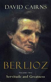 BERLIOZ by David Cairns