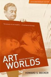 ART WORLDS by Howard Becker