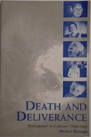DEATH AND DELIVERANCE by Michael Burleigh