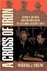 A CROSS OF IRON by Michael J. Hogan