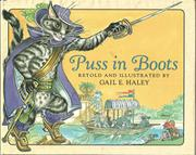PUSS IN BOOTS by Gail E. Haley