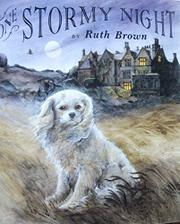 ONE STORMY NIGHT by Ruth Brown