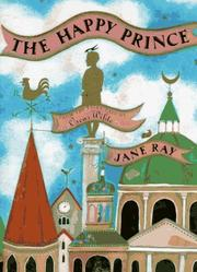 Cover art for THE HAPPY PRINCE