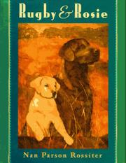 Book Cover for RUGBY & ROSIE