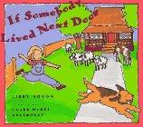 IF SOMEBODY LIVED NEXT DOOR by Libby Hough