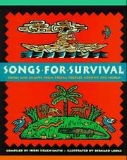 SONGS FOR SURVIVAL by Nikki Siegen-Smith