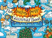 Cover art for THE AMAZING POP-UP GRAMMAR BOOK