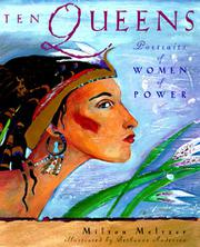 TEN QUEENS by Milton Meltzer