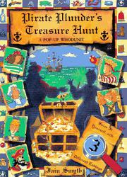 PIRATE PLUNDER'S TREASURE HUNT by Iain Smyth