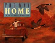 THE WAY HOME by Nan Parson Rossiter