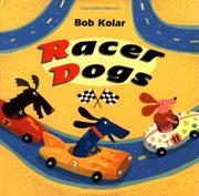 Book Cover for RACER DOGS