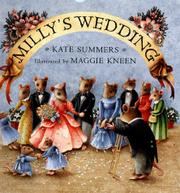 MILLY'S WEDDING by Kate Summers