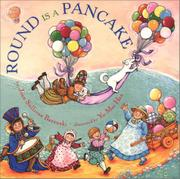 ROUND IS A PANCAKE by Joan Sullivan Baranski