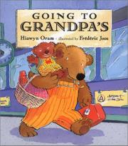 Book Cover for GOING TO GRANDPA'S