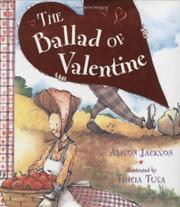 Cover art for THE BALLAD OF VALENTINE