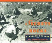 SECRETS FROM THE ROCKS by Albert Marrin