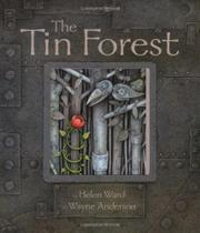 Cover art for THE TIN FOREST