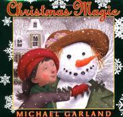CHRISTMAS MAGIC by Michael Garland