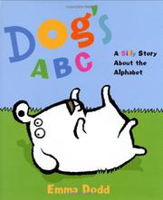 Cover art for DOG'S ABC