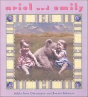 ARIEL AND EMILY by Adele Aron Greenspun