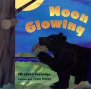 Book Cover for MOON GLOWING