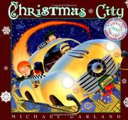 CHRISTMAS CITY by Michael Garland