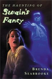 Book Cover for THE HAUNTING OF SWAIN'S FANCY