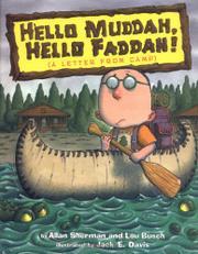 HELLO MUDDAH, HELLO FADDAH! by Allan Sherman