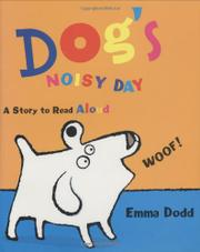 DOG'S NOISY DAY by Emma Dodd