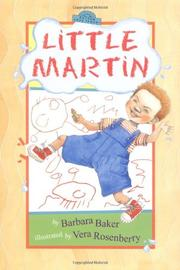 Book Cover for LITTLE MARTIN