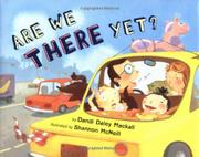 ARE WE THERE YET? by Dandi Daley Mackall