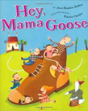 HEY, MAMA GOOSE by Jane Breskin Zalben