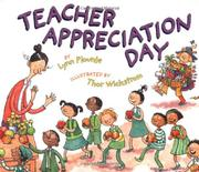 TEACHER APPRECIATION DAY by Lynn Plourde