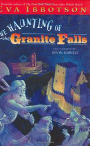 Book Cover for THE HAUNTING OF GRANITE FALLS