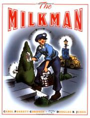 THE MILKMAN by Carol Foskett Cordsen