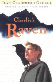 Cover art for CHARLIE'S RAVEN