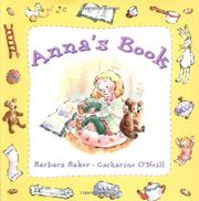 ANNA'S BOOK by Barbara Baker