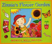 Book Cover for ZINNIA'S FLOWER GARDEN