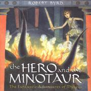 Cover art for THE HERO AND THE MINOTAUR