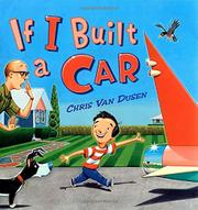 IF I BUILT A CAR by Chris Van Dusen